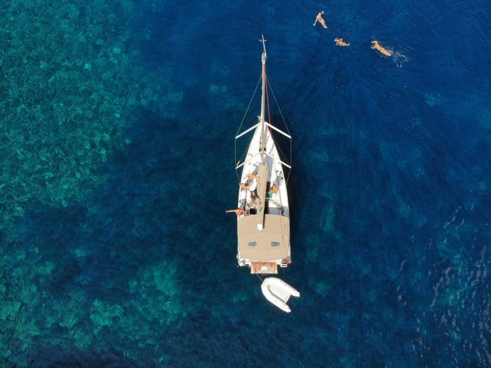 Rental Sailboat in Nettuno - Jeanneau Sun Odyssey 349