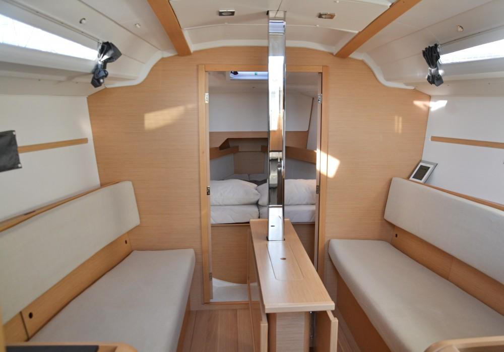 Boat rental Nettuno cheap Sun Odyssey 349