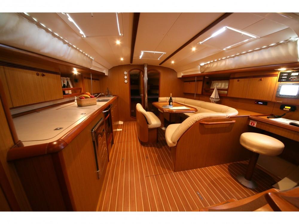 Boat rental Jeanneau Sun Odyssey 45 Performance in Nettuno on Samboat