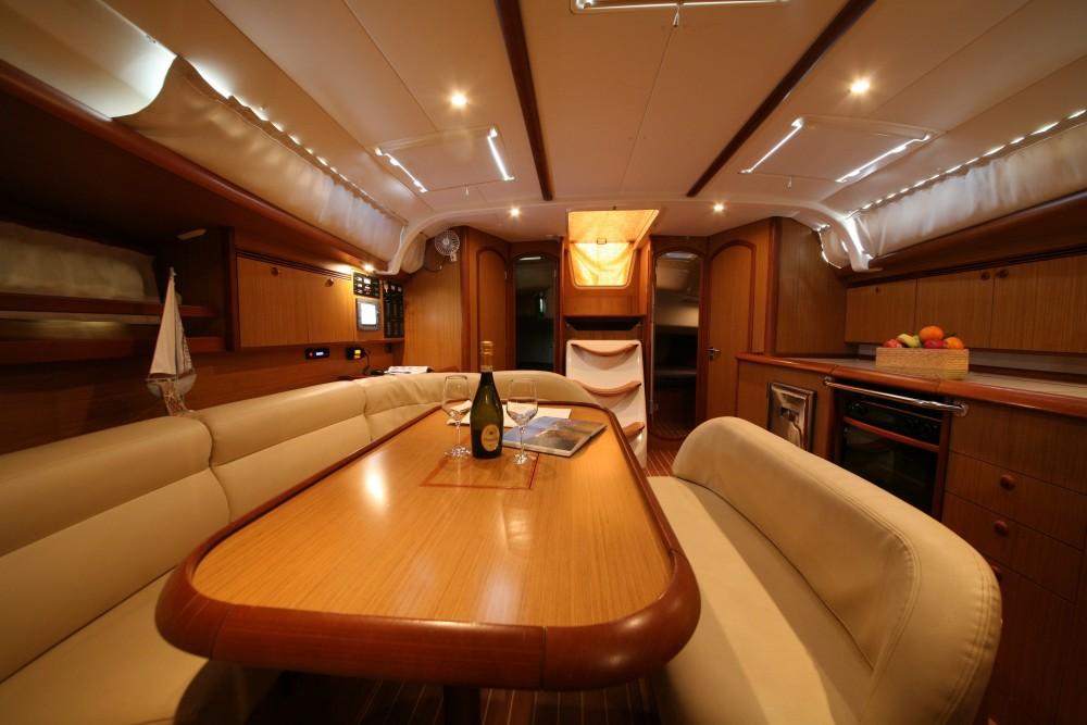 Boat rental Nettuno cheap Sun Odyssey 45 Performance