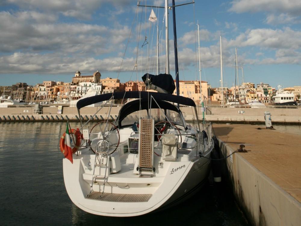 Rental yacht Nettuno - Jeanneau Sun Odyssey 45 Performance on SamBoat