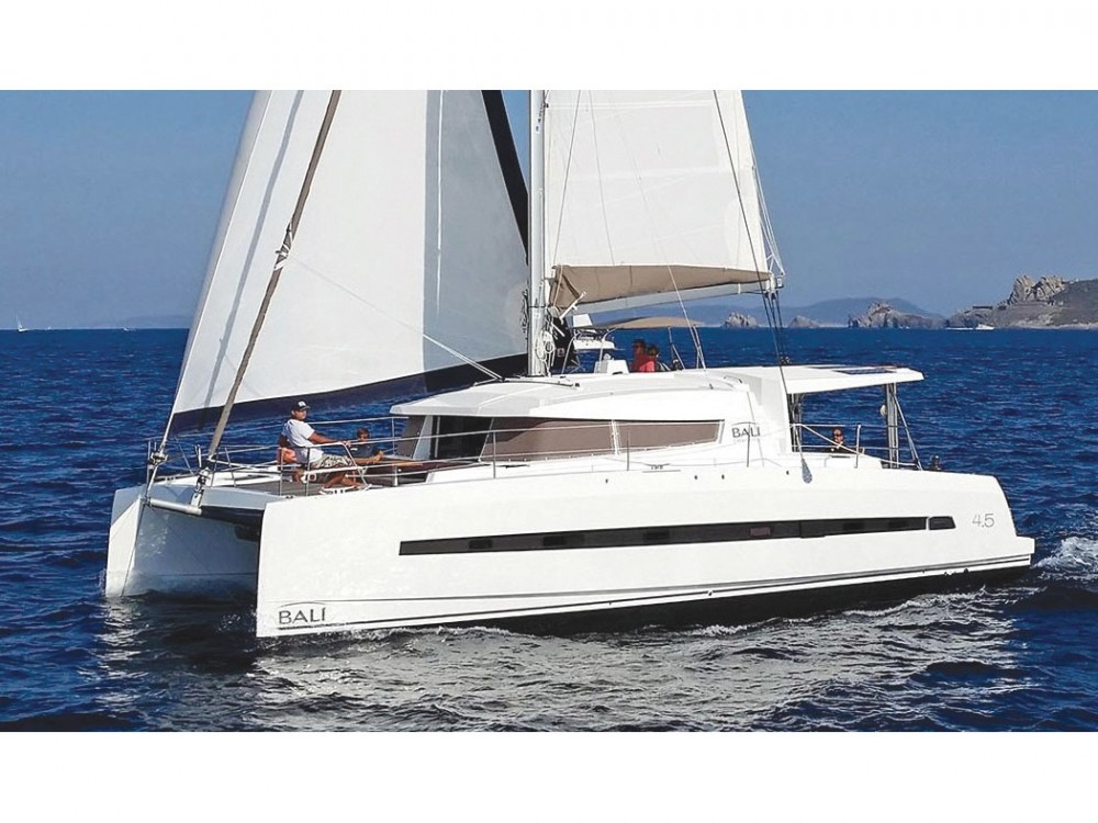 Catamaran for rent Orhaniye Mahallesi at the best price