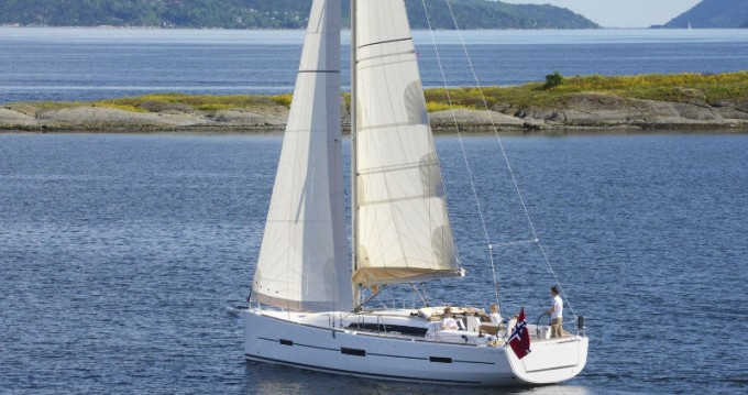Boat rental Dufour Dufour 412 Grand Large in Bodrum on Samboat