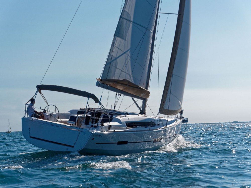 Rental Sailboat in Bodrum - Dufour Dufour 412 GL