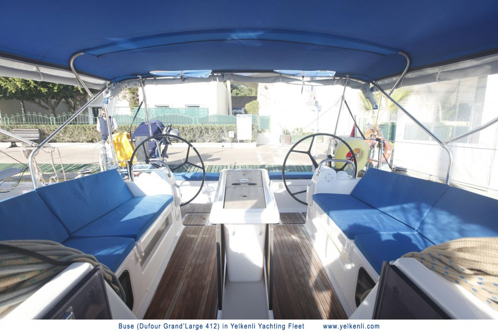 Rental yacht Bodrum - Dufour Dufour 412 GL on SamBoat
