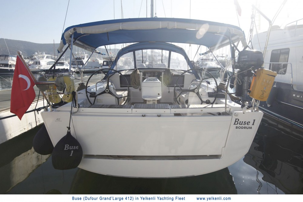 Hire Sailboat with or without skipper Dufour Bodrum