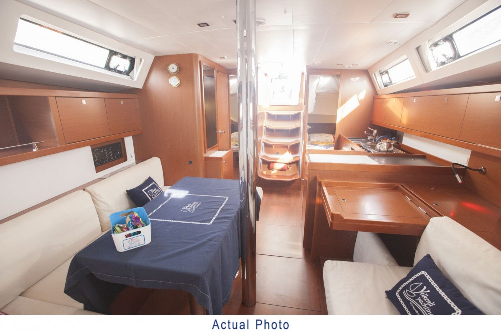 Sailboat for rent Bursa at the best price