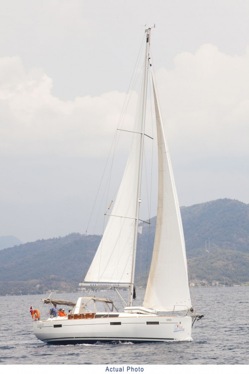 Rental yacht Bursa - Bénéteau Oceanis 41 on SamBoat