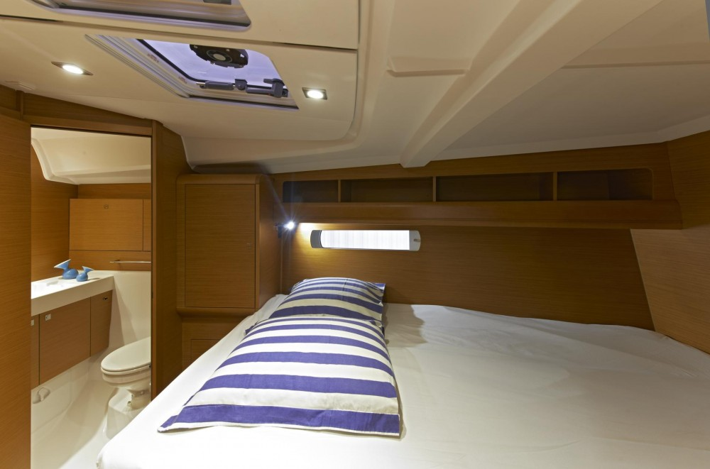 Jeanneau Sun Odyssey 479 between personal and professional Orhaniye