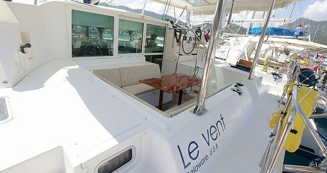 Hire Catamaran with or without skipper Lagoon Orhaniye