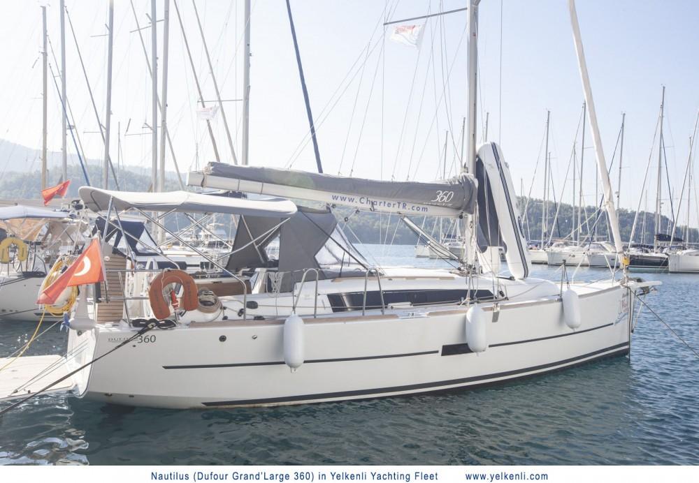 Boat rental Dufour Dufour 360 GL in Orhaniye Mahallesi on Samboat