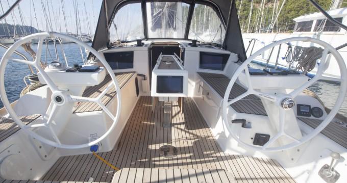 Boat rental Orhaniye cheap Dufour 360 Grand Large