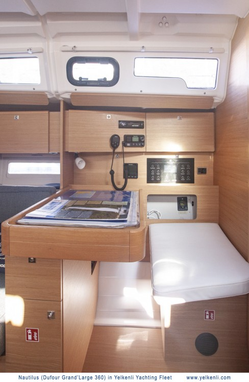 Hire Sailboat with or without skipper Dufour Orhaniye Mahallesi