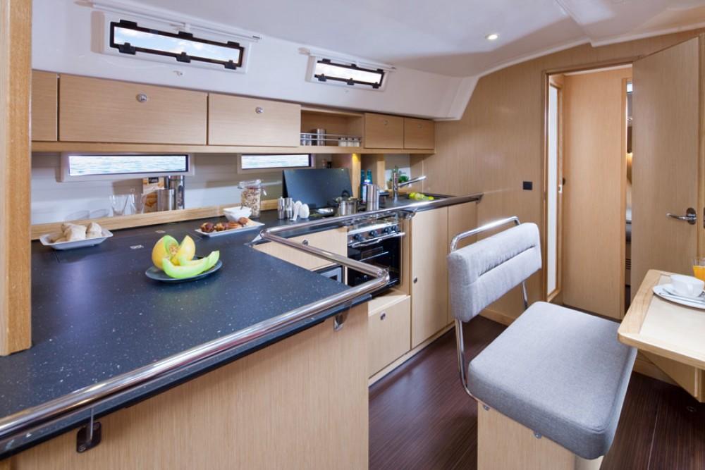 Rental Sailboat in Orhaniye - Bavaria Bavaria 45 Cruiser
