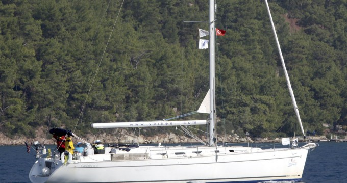 Hire Sailboat with or without skipper Bénéteau Orhaniye