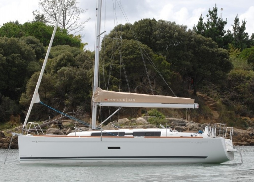 Boat rental Orhaniye cheap Dufour 335 GL
