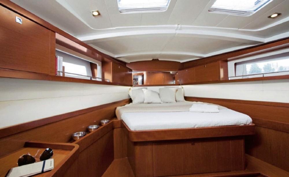Rental yacht Orhaniye - Bénéteau Oceanis 45 (2018) on SamBoat