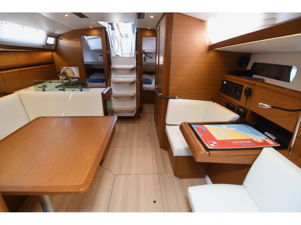 Rent a Jeanneau Sun Odyssey 419 ACI Marina Dubrovnik