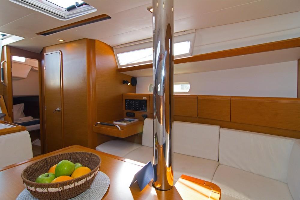 Boat rental Jeanneau Sun Odyssey 389 in Split on Samboat