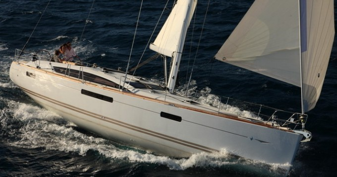 Rental yacht Dubrovnik - Jeanneau Jeanneau 53 on SamBoat