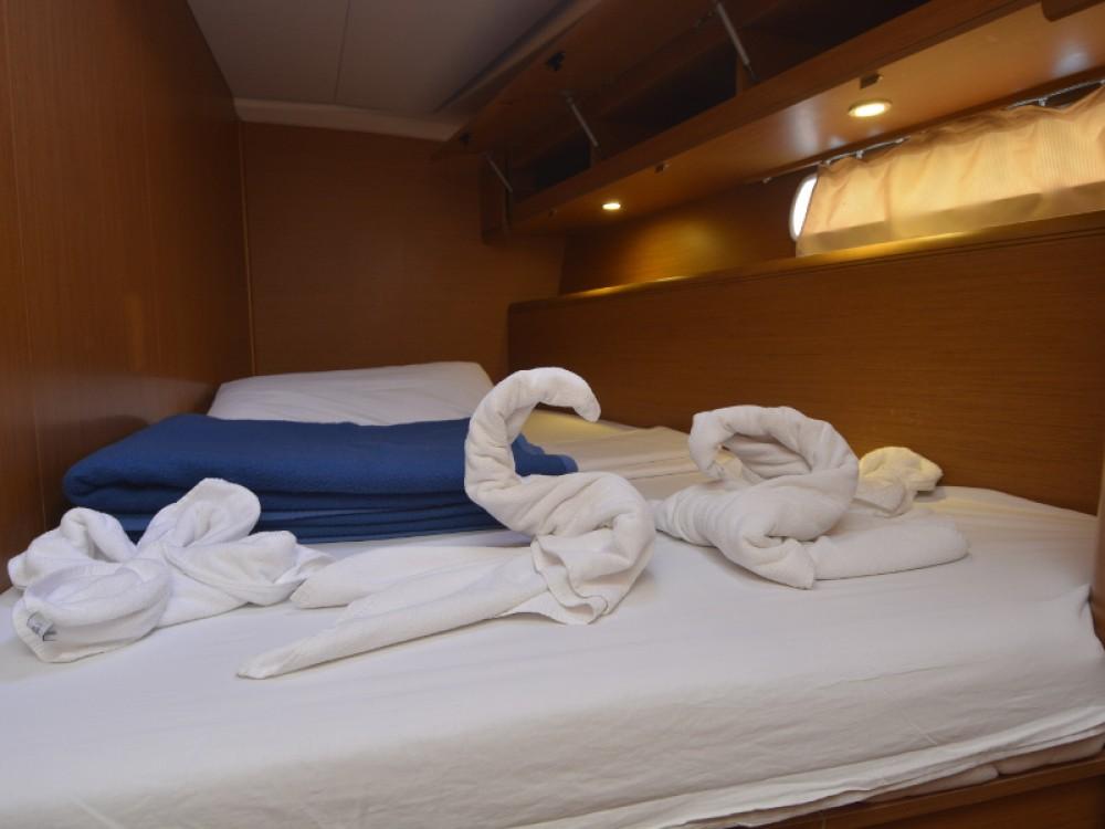Rental Sailboat in Dubrovnik - Jeanneau Jeanneau 53