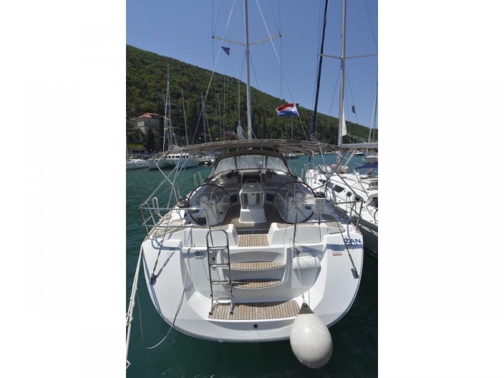 Jeanneau Jeanneau 53 between personal and professional Dubrovnik
