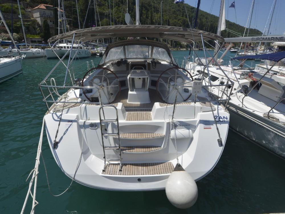 Rental yacht Komolac - Jeanneau Jeanneau 53 on SamBoat