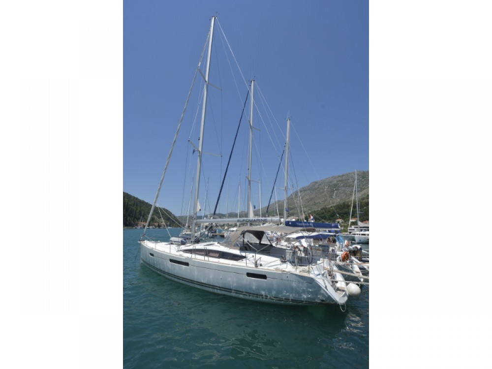 Sailboat for rent Dubrovnik at the best price