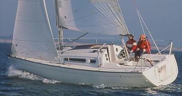 Rental Sailboat in Biograd na Moru - Jeanneau Sun Fast 26