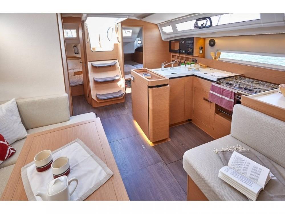 Rent a Jeanneau Sun Odyssey 410 ACI Marina Dubrovnik