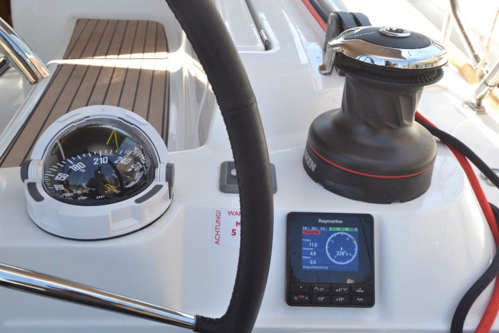 Boat rental Jeanneau Sun Odyssey 449 in ACI Marina Dubrovnik on Samboat