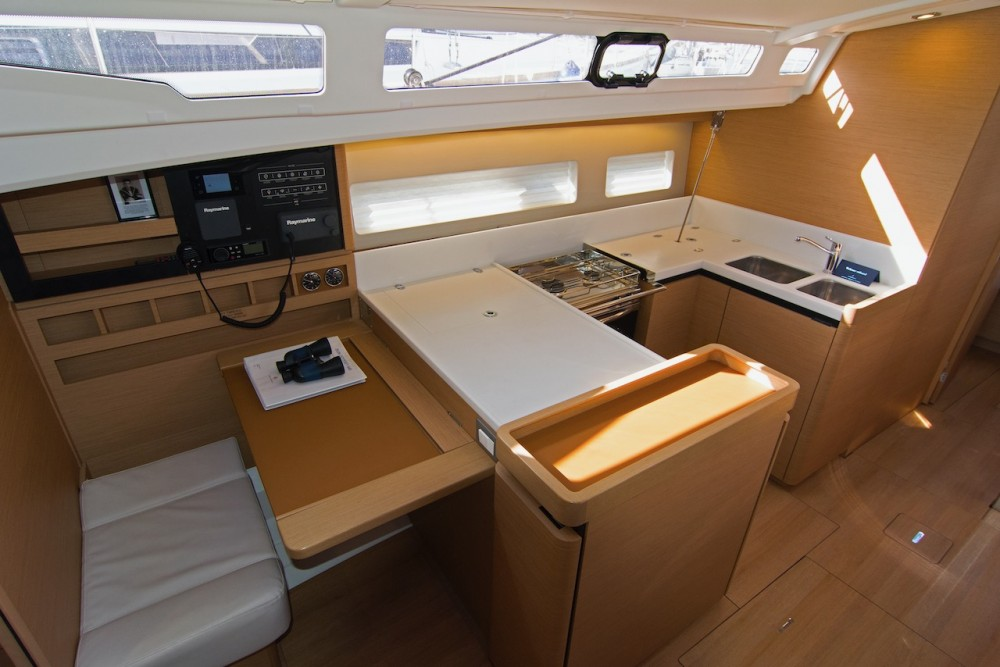 Rental Sailboat in ACI Marina Split - Jeanneau Sun Odyssey 440