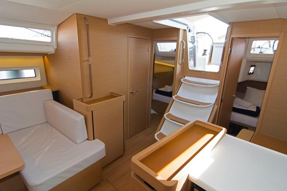 Boat rental ACI Marina Split cheap Sun Odyssey 440