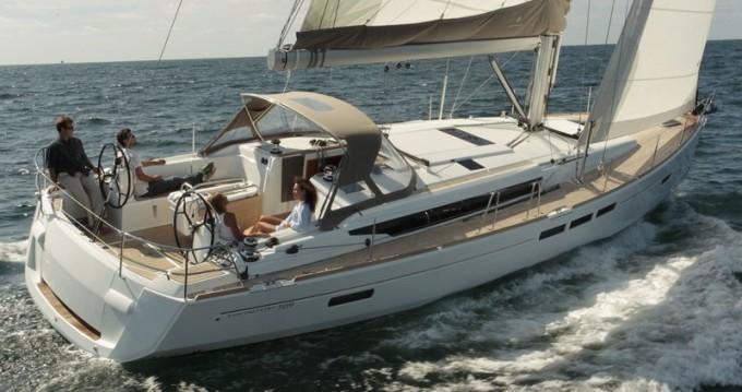 Boat rental Jeanneau Sun Odyssey 509 in Split on Samboat