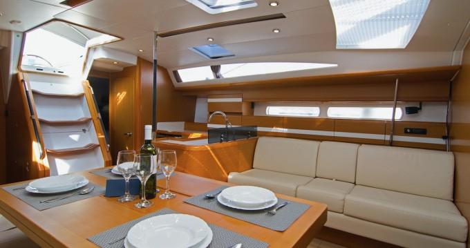 Boat rental Split cheap Jeanneau 53