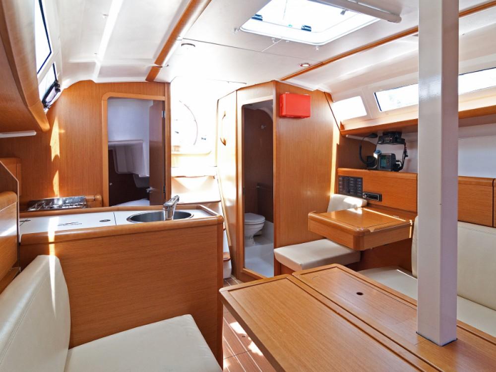 Rent a Jeanneau Sun Odyssey 33i ACI Marina Split