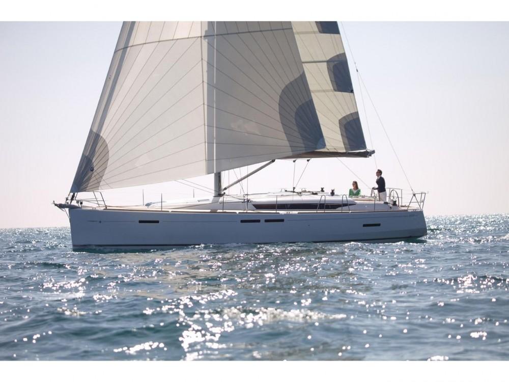 Jeanneau Sun Odyssey 449 between personal and professional Split