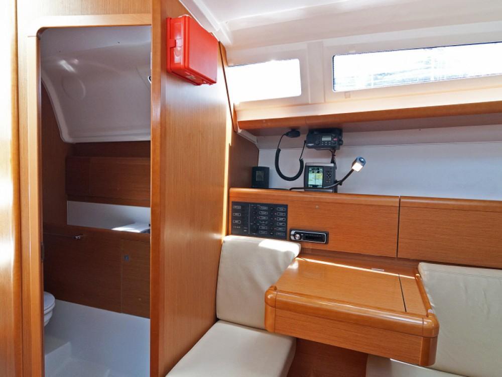 Boat rental ACI Marina Split cheap Sun Odyssey 33i