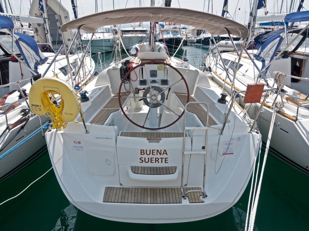 Rental yacht ACI Marina Split - Jeanneau Sun Odyssey 33i on SamBoat