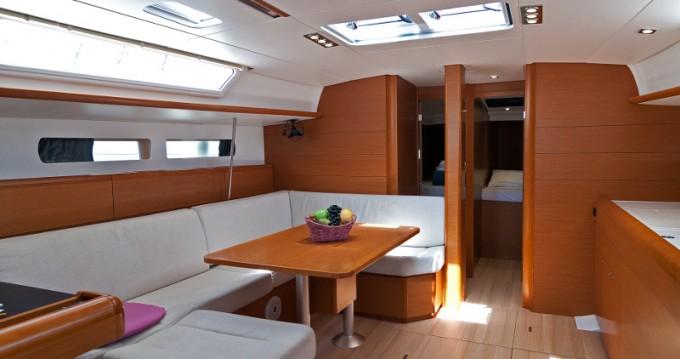 Rent a Jeanneau Sun Odyssey 469 Split