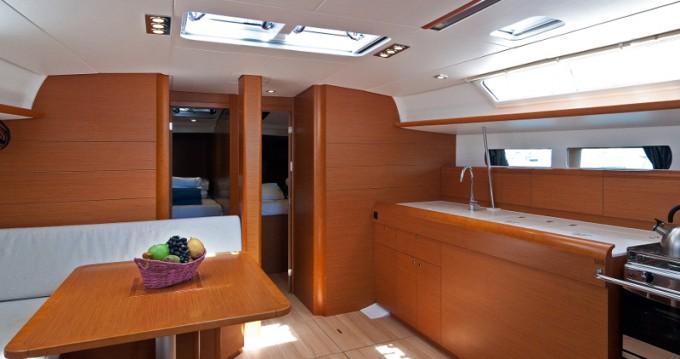 Boat rental Jeanneau Sun Odyssey 469 in Split on Samboat