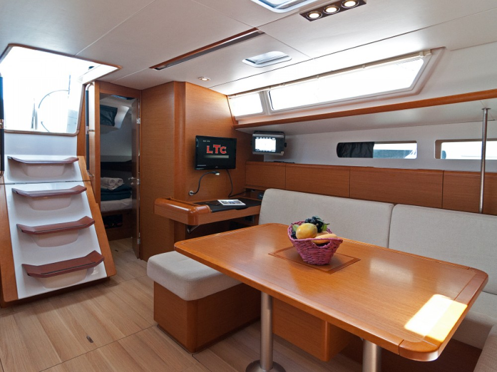 Rental yacht  - Jeanneau Sun Odyssey 469 on SamBoat