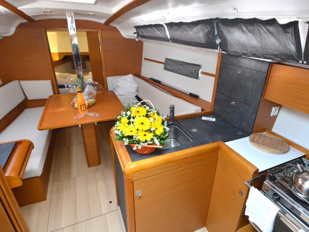 Boat rental Komolac cheap Sun Odyssey 349