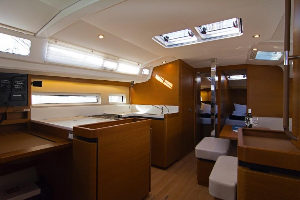 Boat rental Split cheap Sun Odyssey 440