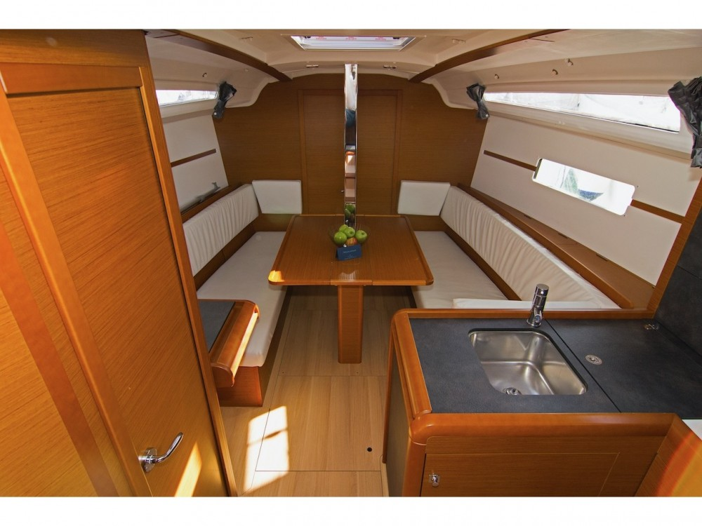 Boat rental Split cheap Sun Odyssey 349