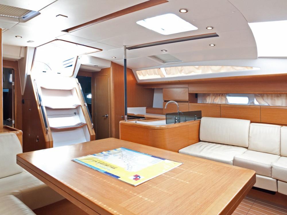 Rental yacht ACI Marina Split - Jeanneau Jeanneau 53 on SamBoat