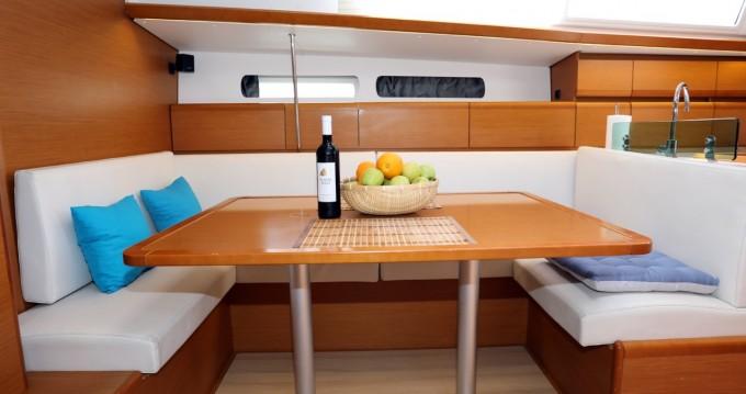 Rental yacht Pula - Jeanneau Sun Odyssey 449 on SamBoat