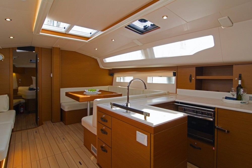 "Rental yacht Split - Jeanneau Jeanneau 51 ""LUXE"" on SamBoat"