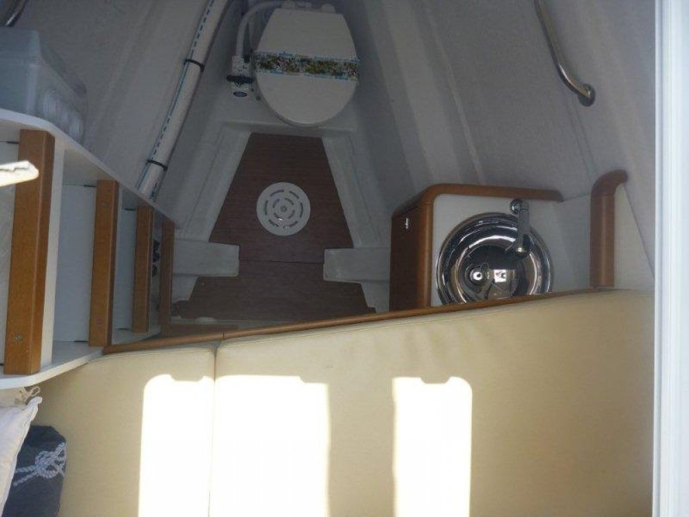 Boat rental Jeanneau Jeanneau 53 in Sukošan on Samboat