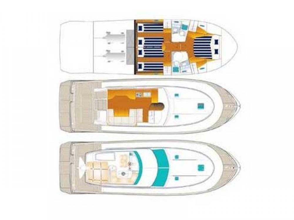 Rental yacht Sukošan - Bénéteau Antares 13.80 on SamBoat